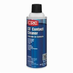 CRC® 02016 CO® Non-Flammable Contact Cleaner, 16 oz Aerosol Can, Faint Sweetish Odor/Scent, Clear, Volatile Liquid