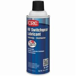CRC® 02060 Grease Film Non-Flammable HV Switchgear Lubricant, 16 oz Aerosol Can, Liquid Form, Translucent White, 1.45