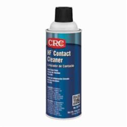 CRC® 02125 HF™ Flammable Contact Cleaner, 16 oz Aerosol Can, Slight Hydrocarbon Odor/Scent, Clear, Liquid