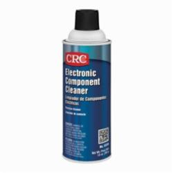 CRC® 02200 Extremely Flammable Electronic Component Cleaner, 20 oz Aerosol Can, Mild Solvent Odor/Scent, Clear, Liquid