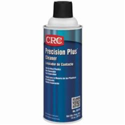 CRC® 02210 Precision Plus® Contact Cleaner, 16 oz Aerosol Can, Liquid, Clear, Slight Ethereal