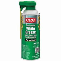 CRC® 03038 Extremely Flammable Grease With Perma-Lock™, 16 oz Aerosol Can, Liquid Form, White Cream, 0 to 450 deg F
