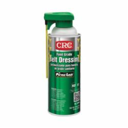 CRC® 03065 Extremely Flammable Synthetic Belt Dressing Lubricant, 16 oz Aerosol Can, Liquid, Light Amber, Mild Solvent