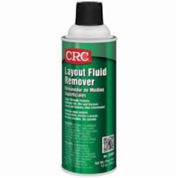 CRC® 03069 Non-Chlorinated Layout Fluid Remover, 16 oz Aerosol Spray Can, Clear, Liquid