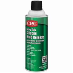 CRC® 03302 Heavy Duty Non-Drying Film Non-Flammable Mold Release, 16 oz Aerosol Can, Liquid Form, Clear/Oily Clear, 600 deg F
