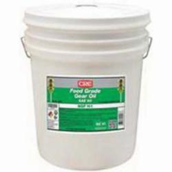 CRC® 04246 Combustible Gear Oil, 5 gal Pail, Mild Odor/Scent, Liquid Form, Food/SAE 90/ISO 150/220 Grade, Clear