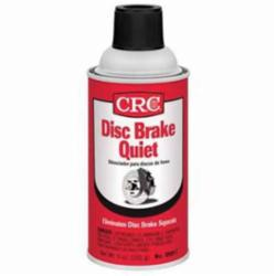 CRC® 05017 Dry Film Extremely Flammable Disc Brake Quiet, 12 oz Aerosol Can, Liquid, Red, Solvent