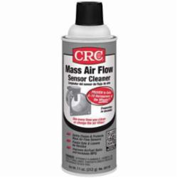 CRC® 05110 Extremely Flammable Mass Air Flow Sensor Cleaner, 16 oz Aerosol Can, Mild Alcohol Odor/Scent, Clear, Liquid Form