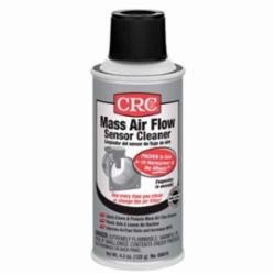 CRC® 05610 Electronic Extremely Flammable Mass Air Flow Sensor Cleaner, 6 oz Aerosol Can, Liquid, Clear, Mild Alcohol