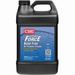 CRC® HydroForce® 14402 HydroForce® All Purpose Butyl-Free Non-Flammable General Purpose Cleaner, 1 gal Bottle, Glycol Ether Odor/Scent, Blue, Liquid Form