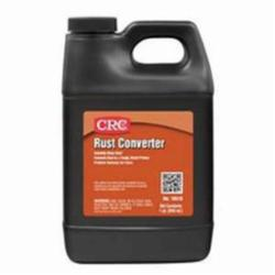 CRC® 18418 Non-Flammable Water-Based Rust Converter, 32 oz Container, Liquid Form, Cream White, 500 sq-ft/gal Coverage, 24 hr Curing