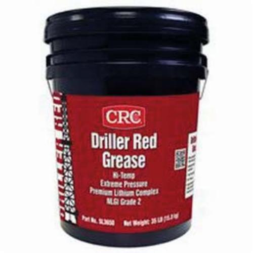 Sta-Lube® SL3650 Extreme Pressure Non-Flammable Lithium Complex Grease, 35 lb Pail, Smooth Grease, Red, -10 to 400 deg F