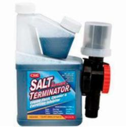 CRC® SX32M Salt Terminator® Non-Flammable Water Based Engine Flush and Cleaner/Corrosion Inhibitor With Mixer, 32 oz Bottle, Liquid, Blue, Mild