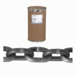 Campbell® T0120302 System 3 Welded Proof Coil Chain, Single Loop/Straight Link, 3/16 in Trade, 30 Grade, 1000 ft L, 800 lb Load
