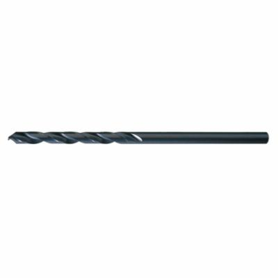 Chicago-Latrobe® 11006 906 Type B Extra Length Aircraft Extension Drill, 9/64 in Drill - Fraction, 0.1406 in Drill - Decimal Inch, 135 deg Point, HSS