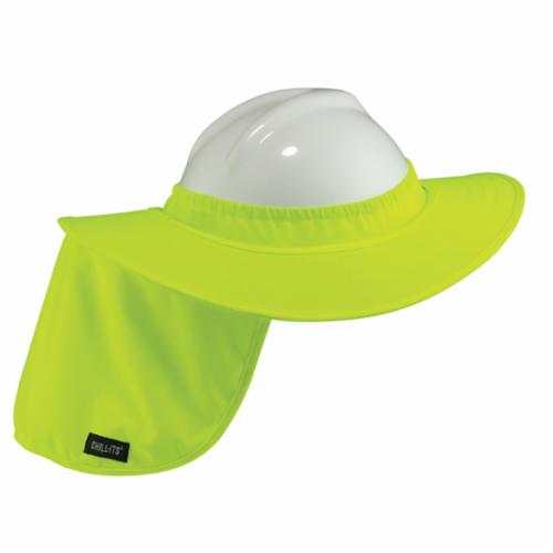 Chill-Its® 12640 6660 Hard Hat Brim With Shade, For Use With 6660 Hard Hats