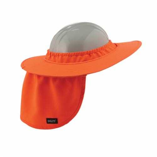 Chill-Its® 12641 6660 Hard Hat Brim With Shade, For Use With 6660 Hard Hats