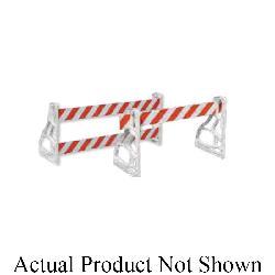 Cortina® 97-01-004-012G P-Cade Pedestrian Barricade Kit, 40 in H x 40 in W