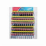 Crescent® CMHT12 Waterfall Socket Display, Display Tool Storage, 58 Pieces