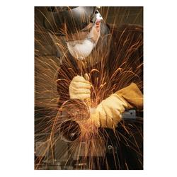 Cubitron™ II 051115-66530 COW Type 27 Cut-Off Wheel, 4-1/2 in Dia x 0.045 in THK, 60 Grit, Precision Shaped Ceramic Abrasive