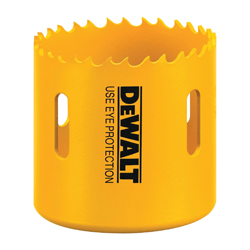 DeWALT® D180009 Hole Saw, 9/16 in Dia, 1-7/16 in Cutting, Bi-Metal Cutting Edge