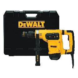 DeWALT® D25481K Electric Rotary Hammer, 1-9/16 in SDS Max® Chuck, 3150 bpm, 540 rpm No-Load, 1-1/4 in Max Solid Bit Capacity, 17.84 in OAL