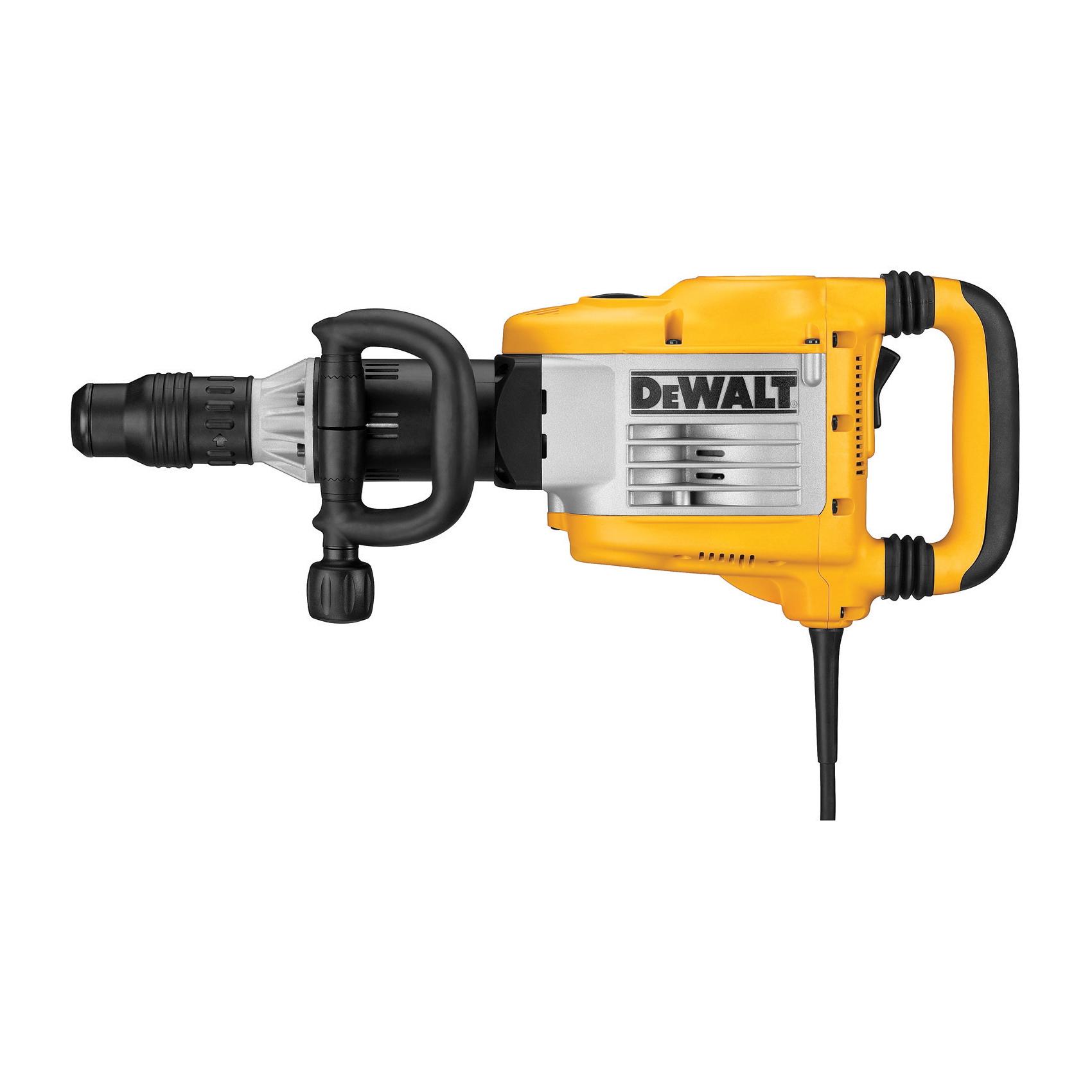 DeWALT® D25901K Demolition Hammer Kit, 1020 to 2040 bpm, 3/4 in Chuck