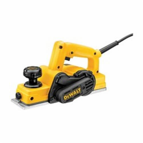 DeWALT® D26676 Portable Hand Planer, 3-1/4 in W Cutting, 1/16 in Depth of Cut, 17000 rpm Speed, 120 VAC, Tool Only