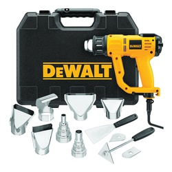 DeWALT® D26960K Heavy Duty Heat Gun Kit, 120 VAC