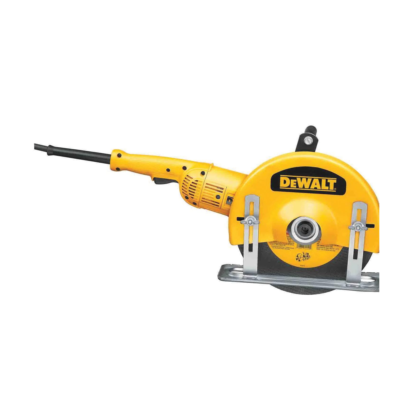 DeWALT® D28754 Cut-Off Machine, 12 in Blade, 4-1/2 in Cutting