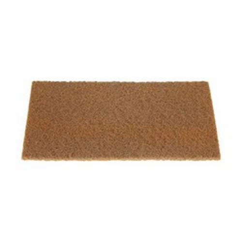 DeWALT® DAXU7AFN10 Non-Woven Hand Pad, 9 in L, 6 in W W/Dia, Fine Grade, Aluminum Oxide Abrasive
