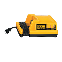 DeWALT® DC9000 1-Port Battery Charger, For Use With DEWALT® 28 and 36 VDC Li-Ion Batteries, Lithium-Ion Battery, 1 hr Charging