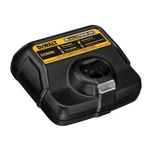 DeWALT® DCB095 Cordless Battery Charger, For Use With DeWalt® DCB080 8 V Lithium-Ion Batteries, Lithium-Ion Battery, 1 hr Charging, 1 Battery