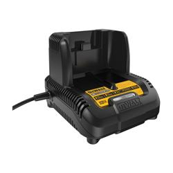 DeWALT® 40V MAX* DCB114 Standard Cordless Battery Charger, For Use With DeWALT® 40V MAX* Lithium-Ion Battery MAX*, Lithium-Ion Battery, 1-1/2 hr Charging Time