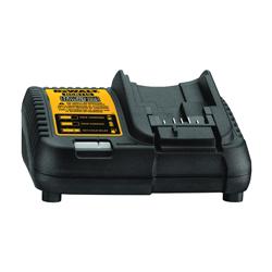 DeWALT® 12V/20V MAX* DCB115 Battery Charger, For Use With DeWALT® 12V - 20V MAX* Series Lithium-Ion BatteMAX*, Lithium-Ion Battery, 1.5 hr Charging Time, 1 Batteries