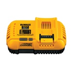 DeWALT® 20V MAX* FLEXVOLT™ DCB118 Fan Cooled Fast Charger, For Use With 20V MAX* and 60V MAX* Batteries, Lithium-Ion Battery, 1 hr Charging, 1 Battery