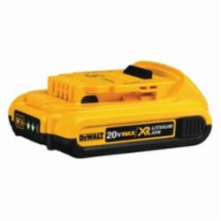 DeWALT® DCB203 Rechargeable Cordless Battery Pack, 2 Ah Lithium-Ion Battery, For Use With DeWalt® 20 V Max Tools and Accessories