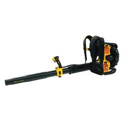 DeWALT® 40V MAX* DCBL590B XR® Cordless Backpack Blower, 450 cfm Air Flow, 142 mph Air Velocity, 40 V 7.5 Ah Lithium-Ion Battery