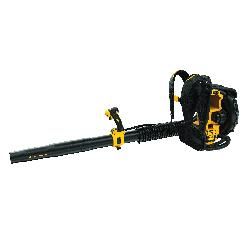 DeWALT® 40V MAX* DCBL590X2 XR® Cordless Backpack Blower, 450 cfm Air Flow, 142 mph Air Velocity, 40 V 7.5 Ah Lithium-Ion Battery