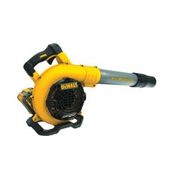DeWALT® 60V MAX* FLEXVOLT™ DCBL770X1 Cordless Handheld Blower, 423 cfm Air Flow, 175 mph Air Velocity, 60 V 3 Ah Lithium-Ion Battery