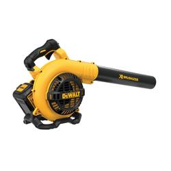 DeWALT® 40V MAX* DCBL790M1 XR® Brushless Handheld Lightweight Cordless Blower Kit, 400 cfm Air Flow, 120 mph Air Velocity, 40 V 4 Ah Lithium-Ion Battery