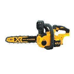 DeWALT® DCCS620B XR® Compact Cordless Chain Saw, 0.043 in Bar/Chain, 12 in L Bar/Chain, 20 V, 5 Ah Lithium-Ion Battery, Bare Tool