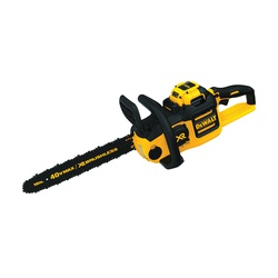 DeWALT® 40V MAX* DCCS690H1 XR® Brushless Chain Saw, 0.043 in Bar/Chain, 16 in L Bar/Chain, 40 V, 6 Ah Lithium-Ion Battery, Bare Tool