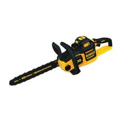 DeWALT® MAX XR® DCCS690M1 Brushless Chain Saw, 0.043 in Bar/Chain, 16 in L Bar/Chain, 40 V, 4 Ah Lithium-Ion Battery