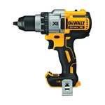 DeWALT® 20V MAX* MATRIX™ XR™ DCD991B 3-Speed Brushless High Performance Premium Cordless Drill/Driver, 1/2 in Chuck, 20 VDC, 0 to 450/0 to 1300/0 to 2000 rpm No-Load, 6-7/8 in OAL, Lithium-Ion Battery, Tool Only