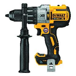 DeWALT® 20V MAX* DCD997B Brushless Cordless Hammer Drill, 1/2 in Keyless Chuck, 20 VDC, 0 to 2000 rpm No-Load, Lithium-Ion Battery