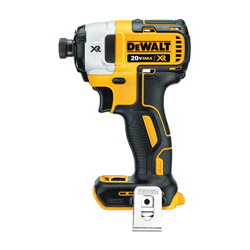 DeWALT® 20V MAX* DCF887B XR™ Compact Lightweight Cordless Impact Driver, 1/4 in Quick-Release Drive, 0 to 3800 ipm, 1825 in-lb Torque, 20 V