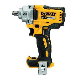 DeWALT® 20V MAX* MATRIX™ DCF894HB Mid-Range Cordless Impact Wrench With Hog Ring Anvil, 1/2 in Straight Drive, 1500 bpm, 330 ft-lb Torque, 20 VDC, 6.95 in OAL