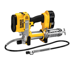 DeWALT® DCGG570K Cordless Grease Gun Kit, 14.5 oz Cartridge