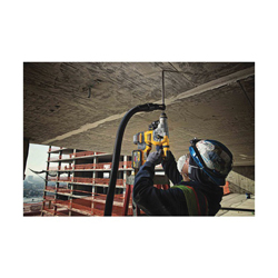 DeWALT® 20V MAX* DCH293X2 XR™ Brushless Cordless Rotary Hammer Drill, 1 in SDS Plus® Chuck, 20 V, 0 to 1000 rpm No-Load, Lithium-Ion Battery